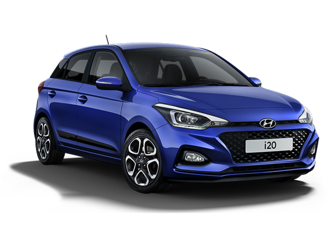 new hyundai i20 1 2 mpi premium nav 5dr petrol hatchback. Black Bedroom Furniture Sets. Home Design Ideas