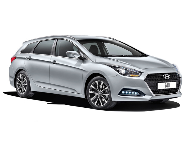 Hyundai i40 1.7 CRDi [115] Blue Drive SE Nav Business 5dr Diesel Estate