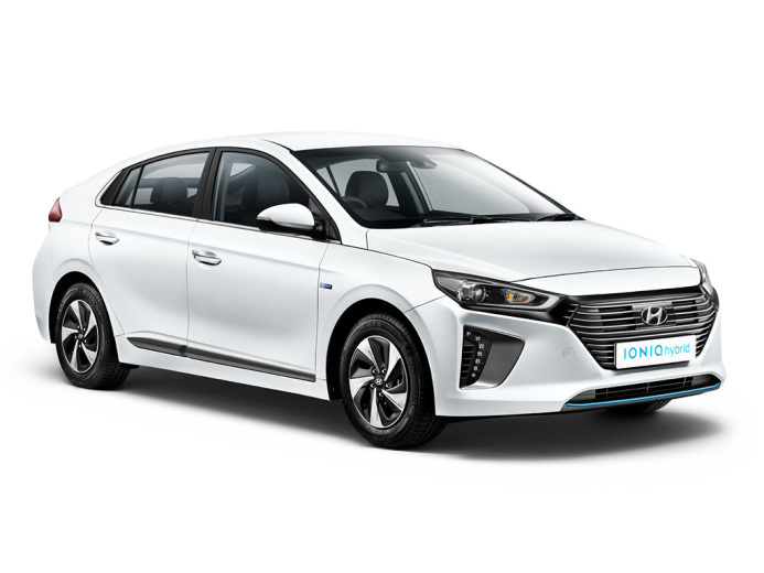 New Hyundai Ioniq 1 6 Gdi Hybrid Premium 5dr Dct Hybrid Hatchback In Stock Bristol Street Motors