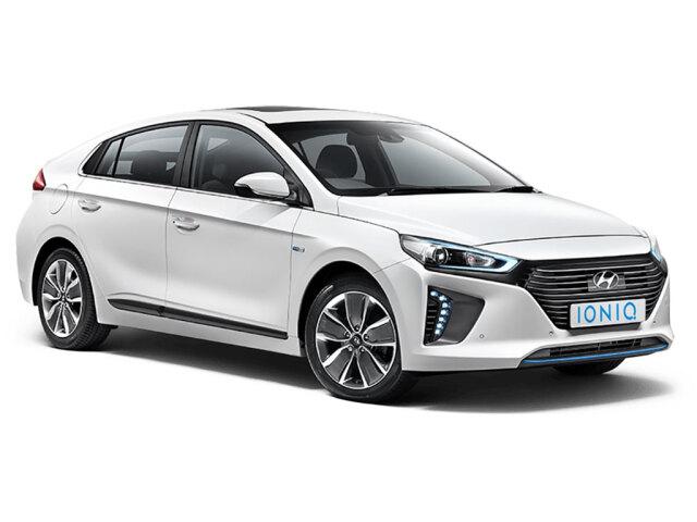 New Hyundai Ioniq 1 6 Gdi Hybrid Se 5dr Dct Hybrid