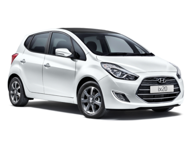 new hyundai ix20 1 4 blue drive se nav 5dr petrol hatchback for sale bristol street. Black Bedroom Furniture Sets. Home Design Ideas