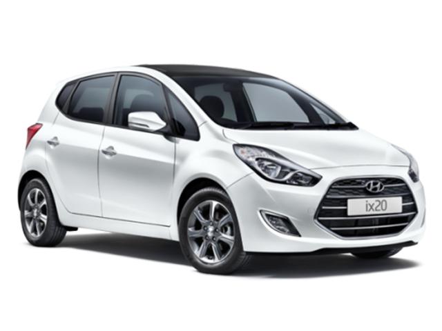 New Hyundai ix20 1.4 Blue Drive Premium 5Dr Petrol ...