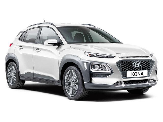 New Hyundai Kona 1 0t Gdi Blue Drive Se 5dr Petrol