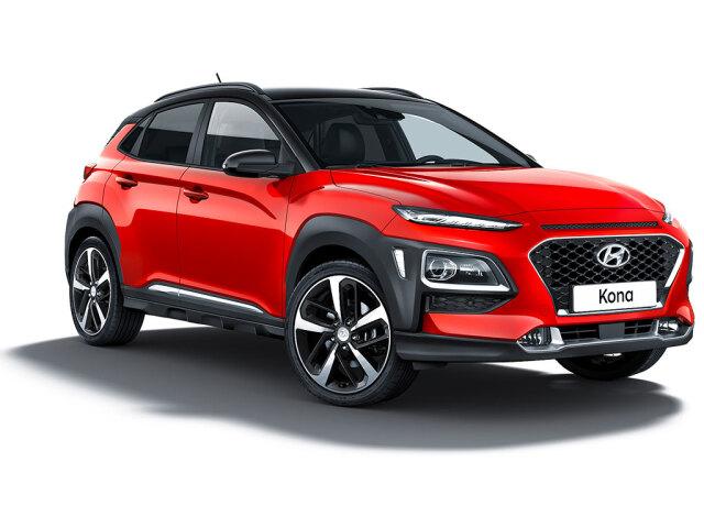New Hyundai Kona 1 0t Gdi Blue Drive Premium Se 5dr Petrol