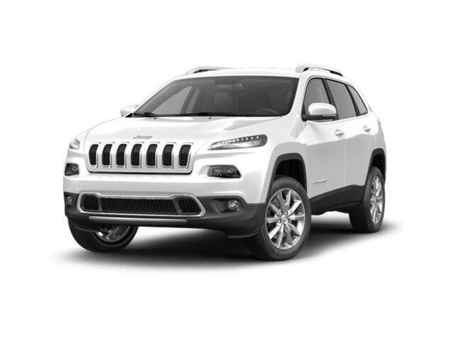 Jeep Cherokee 2.0 Multijet Limited 5dr [2WD] Diesel Station Wagon