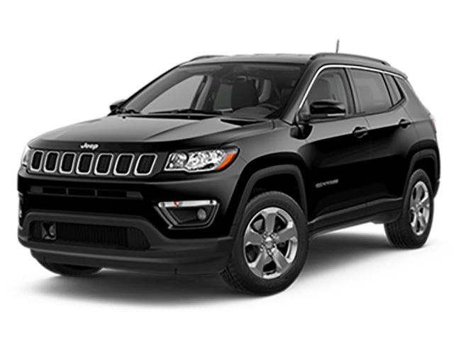 Jeep Compass 1.4 Multiair 140 Longitude 5dr [2WD] Petrol Station Wagon