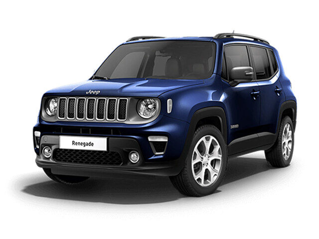 Jeep Renegade 1.3 T4 GSE 180 S 5dr 4WD Auto Petrol Hatchback