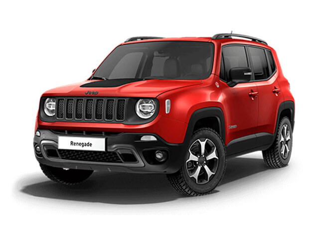 Jeep Renegade Hatchback Special Edition 10 T3 Gse Night Eagle Ii 5dr