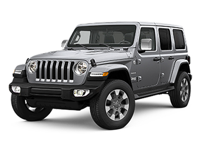 Jeep Wrangler 2.2 Multijet Overland 4dr Auto8 Diesel Soft-Top