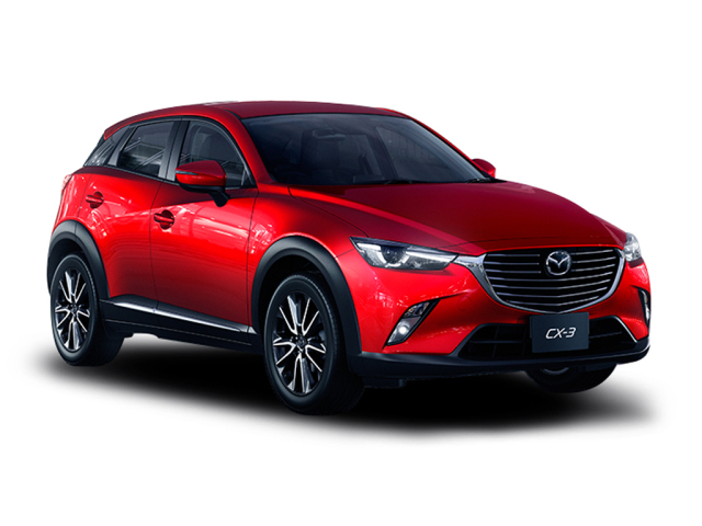 New Mazda Cx 3 2 0 Sport Nav 5dr Auto Petrol Hatchback For
