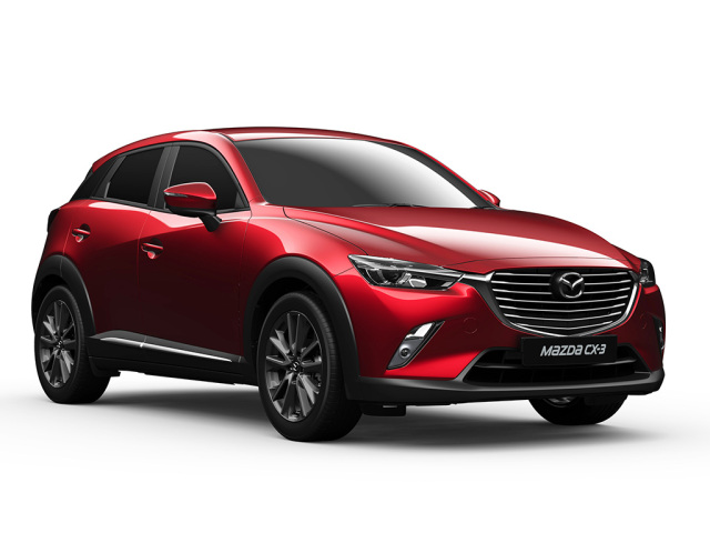 Mazda CX-3 2.0 150 Sport Nav + 5dr Auto AWD [Safety Pack] Petrol Hatchback