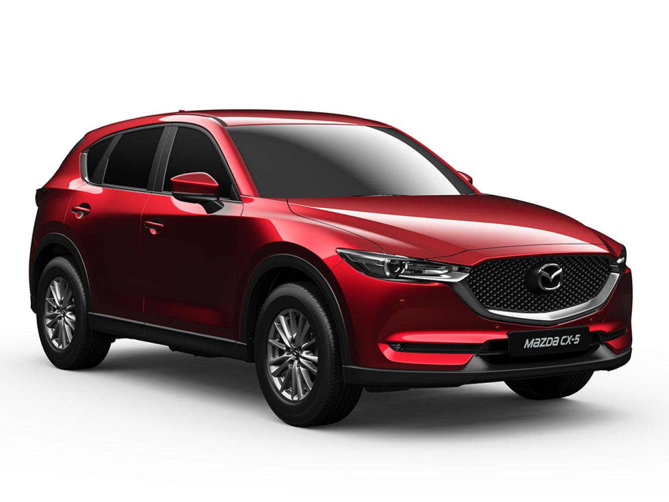 New Mazda Cx 5 2 2d Se L Nav 5dr Awd Diesel Estate For Sale Bristol Street