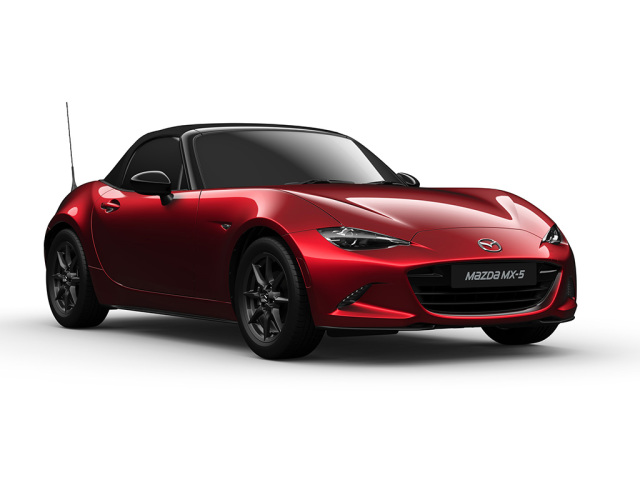 new mazda mx 5 1 5 sport nav 2dr petrol convertible for sale bristol street. Black Bedroom Furniture Sets. Home Design Ideas