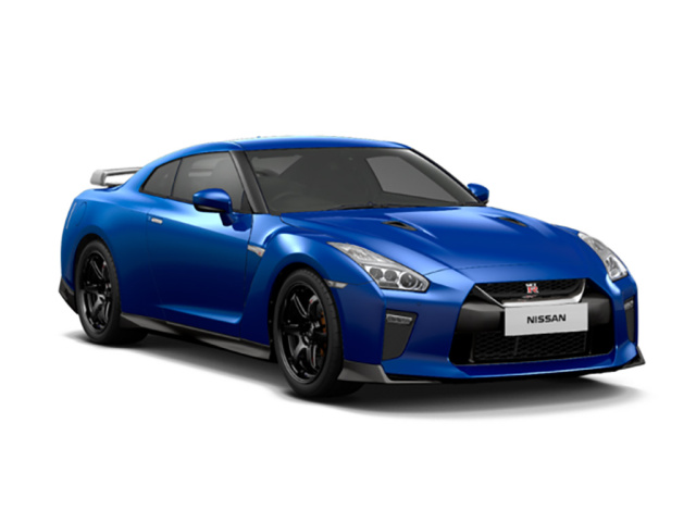 Nissan Gt-R 3.8 Track Edition Engineered By NISMO 2dr Auto Petrol Coupe