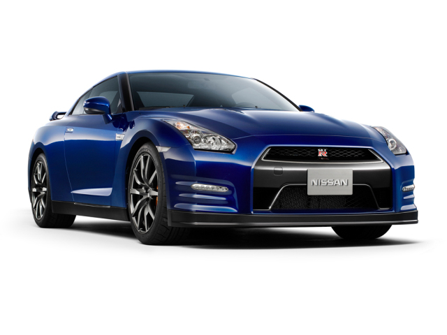 Nissan Gt-R 3.8 Pure 2dr Auto Petrol Coupe