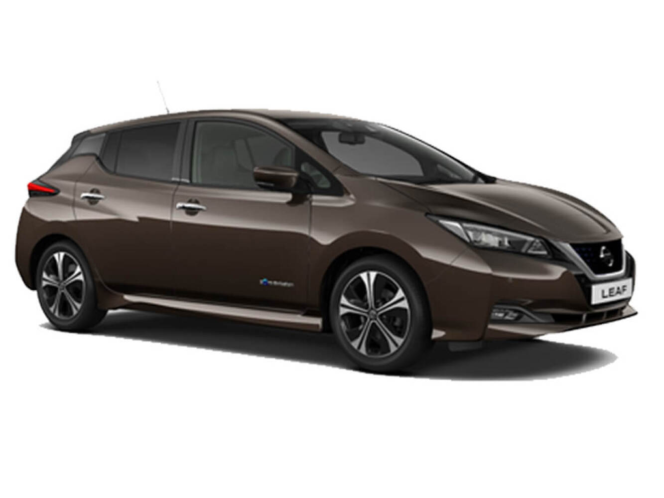 new nissan leaf tekna 5dr auto electric hatchback for sale bristol street. Black Bedroom Furniture Sets. Home Design Ideas