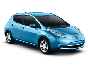 Nissan Leaf Tekna 30Kw 5Dr Auto Electric Hatchback