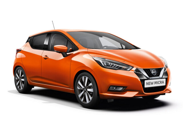new nissan micra 1 5 dci acenta 5dr diesel hatchback for. Black Bedroom Furniture Sets. Home Design Ideas