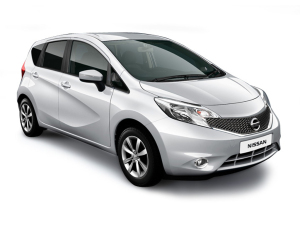 Nissan Note 1.5 Dci Black Edition 5Dr Diesel Hatchback