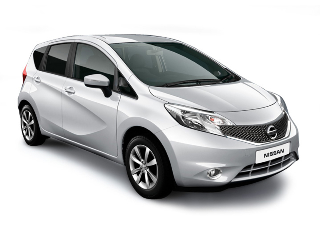 new nissan note 1 2 dig s acenta premium 5dr petrol. Black Bedroom Furniture Sets. Home Design Ideas