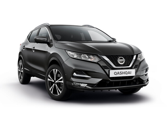 Nissan Qashqai 1.3 DiG-T N-Connecta 5dr [Glass Roof Pack] Petrol Hatchback