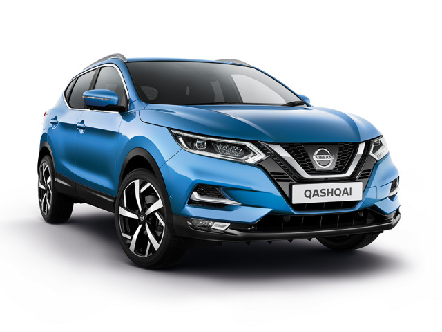 New Nissan Qashqai 1.2 Dig-T Acenta [Smart Vision Pack] 5Dr XTronic