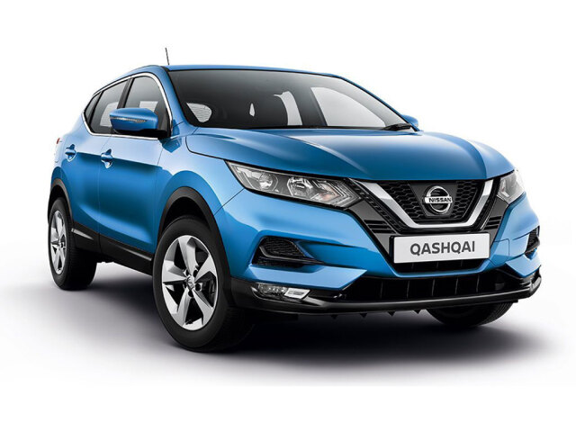 Browse the Nissan Qashqai trim range