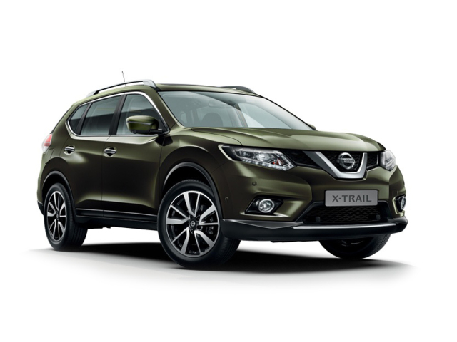 new nissan x trail 1 6 dci visia 5dr 7 seat diesel. Black Bedroom Furniture Sets. Home Design Ideas