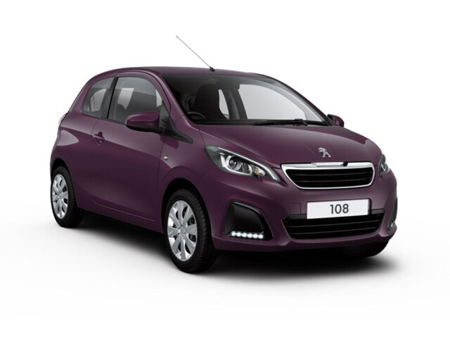 new peugeot 108 1 0 active petrol 3dr hatchback for sale bristol street. Black Bedroom Furniture Sets. Home Design Ideas