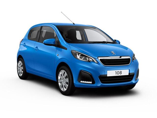 New Peugeot 108 Active 1 0 5dr Petrol Hatchback For Sale