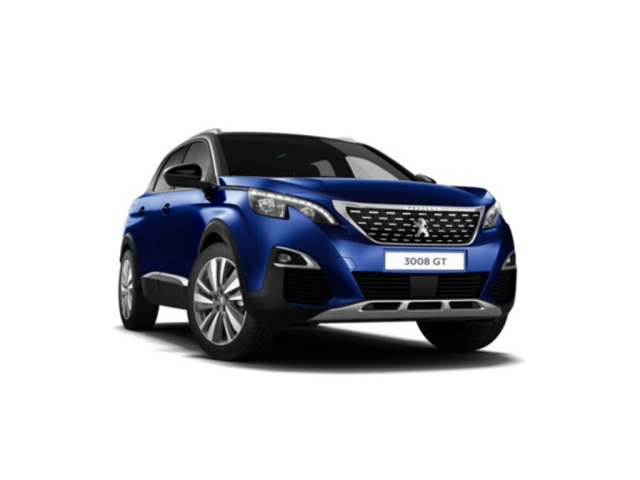 Peugeot 3008 2.0 BlueHDi 180 GT 5dr EAT8 Diesel Estate