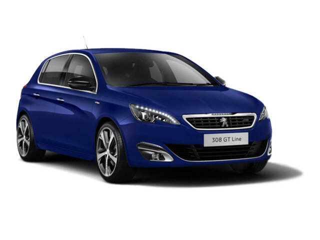 new peugeot 308 1 6 bluehdi 120 gt line 5dr diesel hatchback for sale bristol street. Black Bedroom Furniture Sets. Home Design Ideas