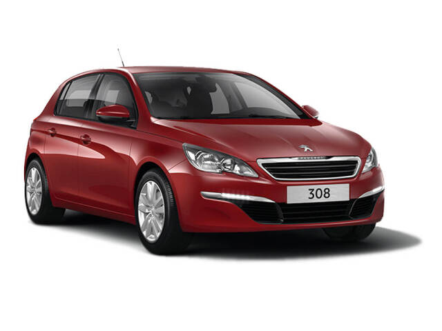 new peugeot 308 1 6 bluehdi 100 active 5dr diesel hatchback for sale bristol street. Black Bedroom Furniture Sets. Home Design Ideas
