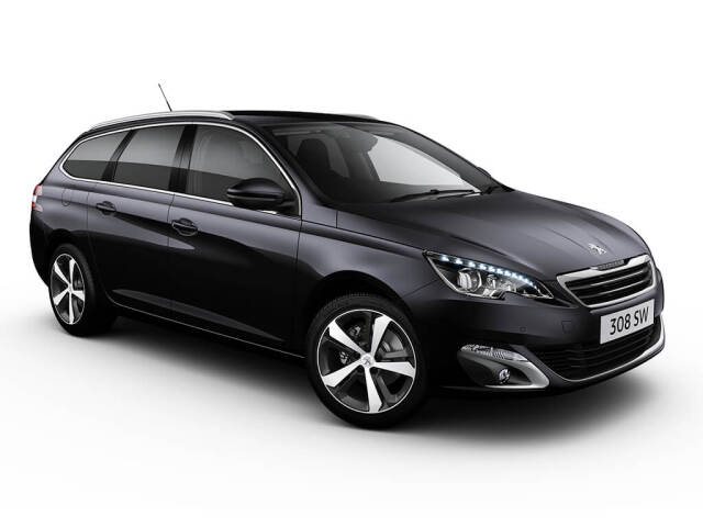 new peugeot 308 1 2 puretech 110 allure 5dr petrol estate. Black Bedroom Furniture Sets. Home Design Ideas