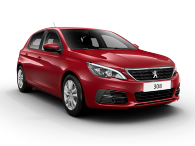 Peugeot 308 1.2 PureTech 110 Active 5dr [6 Speed] Petrol Hatchback