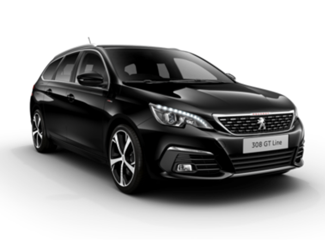 book a peugeot 308 1 2 puretech 130 gt line 5dr petrol estate test drive bristol street motors. Black Bedroom Furniture Sets. Home Design Ideas