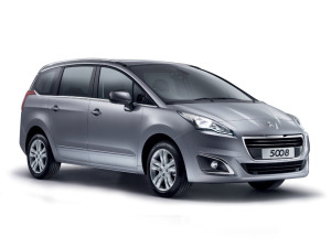Peugeot 5008 1.6 Bluehdi 120 Active 5Dr Eat6 Diesel Estate