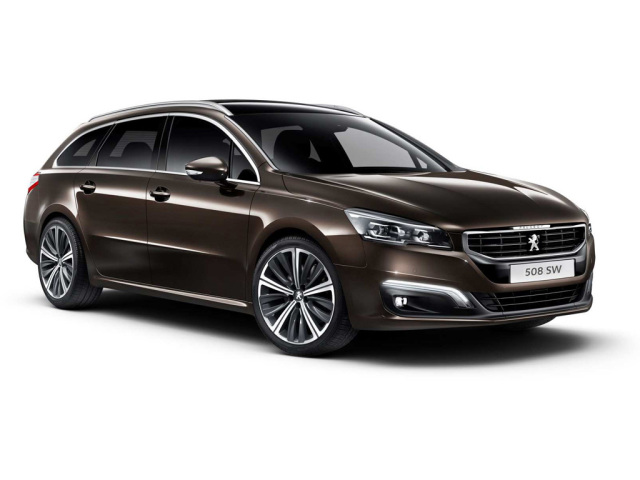 New Peugeot 508 2.0 Bluehdi 180 Gt 5Dr Auto Diesel Estate for Sale ...
