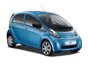 Peugeot Ion 5Dr Auto Electric Hatchback