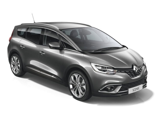 New Renault Grand Scenic 1 5 Dci Hybrid Assist Dynamique S