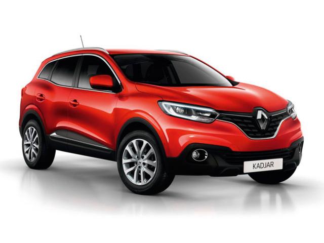 New Renault Kadjar 1 5 Dci Dynamique Nav 5dr Edc Diesel
