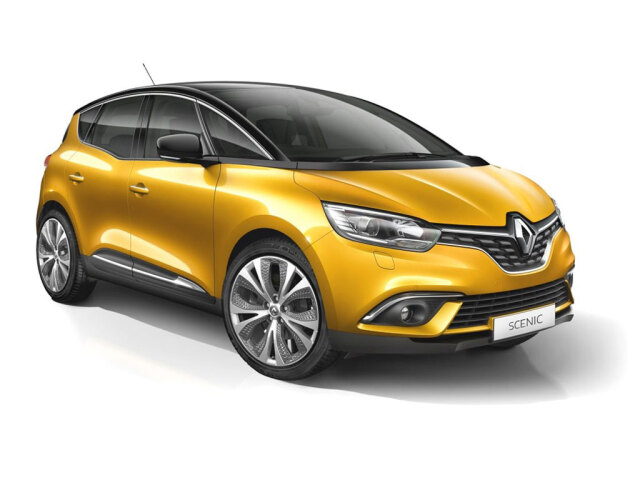 New Renault Scenic 1 6 Dci 160 Dynamique S Nav 5dr Auto