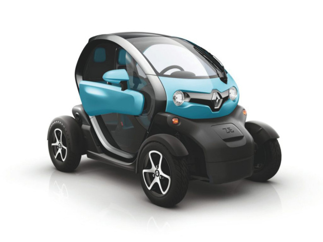 Renault Twizy 13Kw Expression 6Kwh 2Dr Auto Electric Coupe