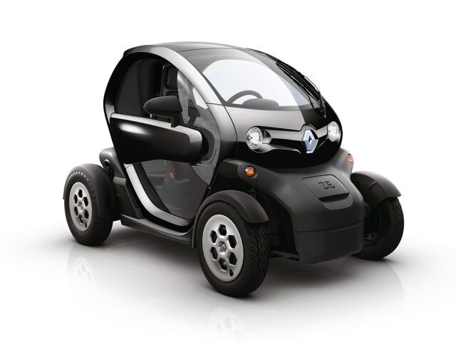 Renault Twizy 13kW Dynamique 6kWh 2dr Auto Electric Coupe