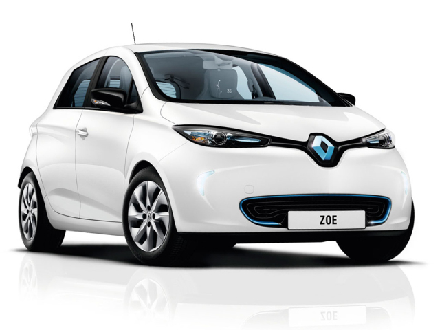 Renault Zoe 65Kw I Dynamique Nav Q90 40Kwh 5Dr Auto Electric Hatchback