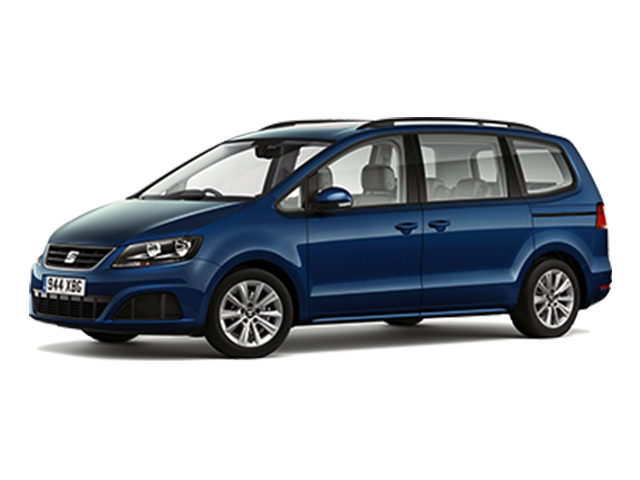 SEAT Alhambra 2.0 TDI CR Ecomotive Style Advanced [150] 5dr Diesel Estate