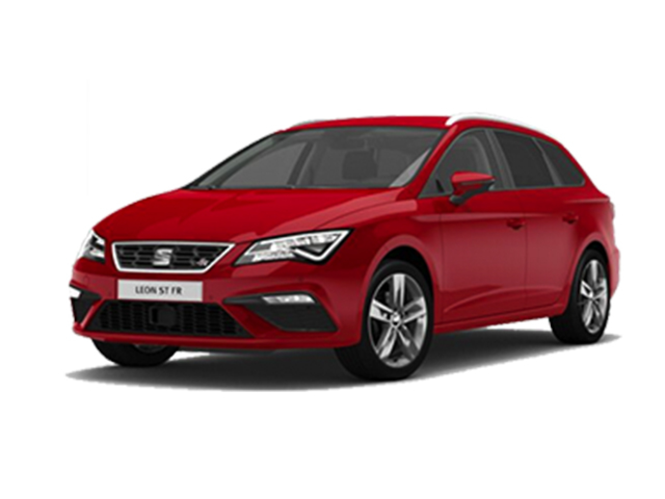 new seat leon 2 0 tsi 190 fr ez 5dr dsg petrol estate. Black Bedroom Furniture Sets. Home Design Ideas