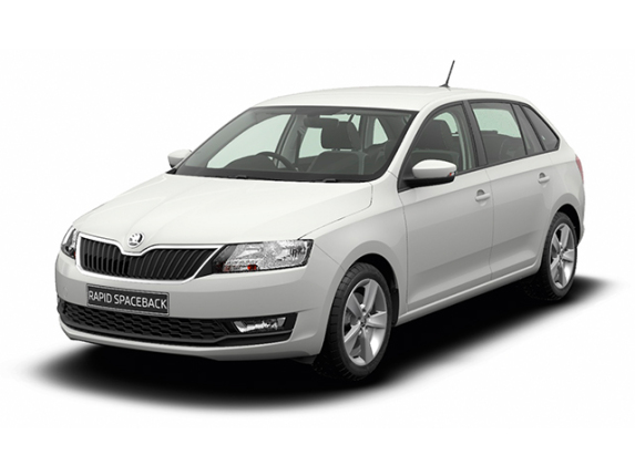 SKODA Rapid Spaceback 1.0 Tsi 95 Se Tech 5Dr Dsg Petrol Hatchback