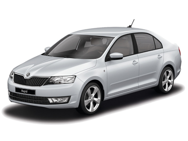 SKODA Rapid 1.0 SE TSi 95ps 5Dr