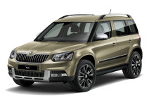 SKODA Yeti Outdoor 1.2 Tsi [110] Se 5Dr Petrol Estate